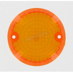 K & S Replacement Amber Lens - 25-2020