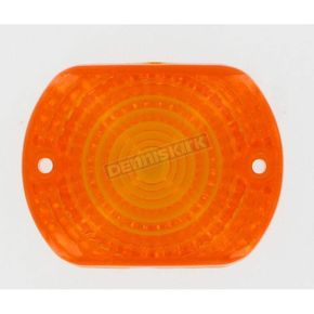 K & S Replacement Amber Lens - 25-2160