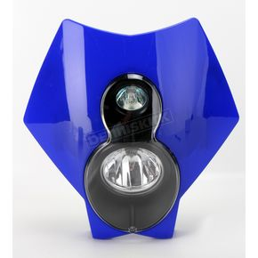 Trail Tech Blue X2 Headlight - 36T5G-70