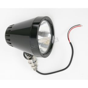 Trail Tech Eclipse HID SC4 in. Post Mounted Spotlight w/18 degree Beam - 4412-SX