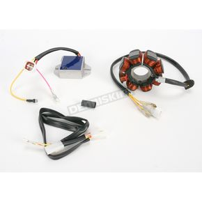 Trail Tech 100W DC Electrical System - SR-8313