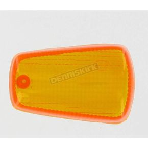 K & S Replacement Amber Lens - 25-4030