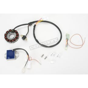 Trail Tech 100W DC Electrical System - S-8502