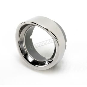 Saddlemen Replacement Chrome Hooded Trim Ring - 2040-0811