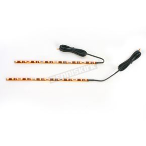 Custom Dynamics Magicflex Orange 18 LED Accent Lights - MX18ORANGE