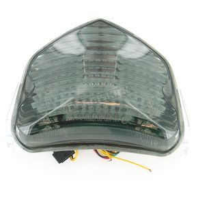 Advanced Lighting Integrated Taillight w/Smoke Lens - TL-0310-IT-S