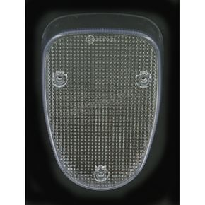Advanced Lighting Clear Taillight Lens - TL-0020