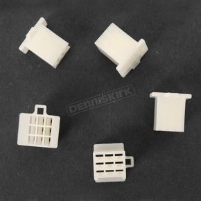 NAMZ Custom Cycle Products 9-Pin Female Couplers - NH-ML-9BL