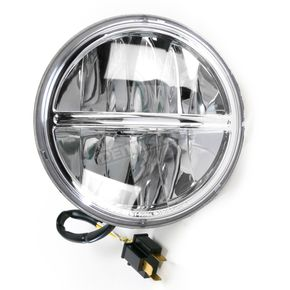 Drag Specialties 5 3/4 in. LED Sealed Beam Headlight - 2001-0658