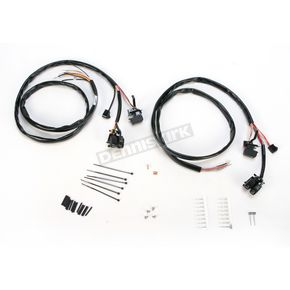 V-Factor Black L.E.D. Handlebar Switch Wiring Kit - 12033
