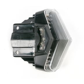 Competition Werkes Integrated Taillight w/Stealth Lens - MPH-6177S