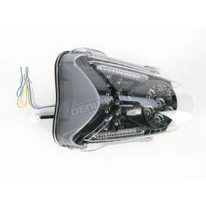 Competition Werkes Integrated Taillight w/Stealth Lens - MPH-20066S