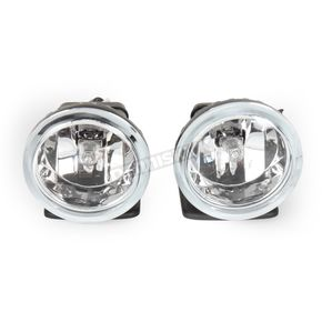 Trax Auxiliary Fog Lights (White Illumination) - MTEL-0379