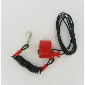 Pro Design Red Lanyard Kill Switch - PD102A