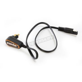 Powerlet Low Profile Plug to 18 in. SAE Cable - PAC-011-18