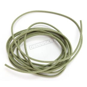 NYC Choppers Green 10 ft. Braided Wire Roll w/o Tracers - 16G-10FT/GRN