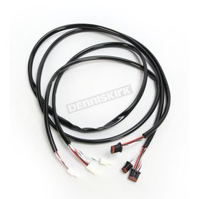 LA Choppers 45 in. Can-Bus Wiring Harness Extension - LA-8992-45
