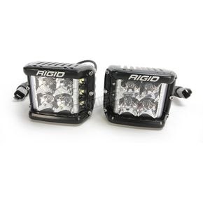 Rigid Industries D-SS Dually Side Shooter LED Spot Lights - 26221