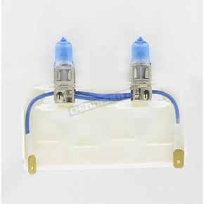 Bluhm Enterprises Xenon Blue Bulbs - BL-H3B55