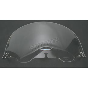Slip Streamer 10 in. Clear Windshield for HD Touring Fairings - S-134-10
