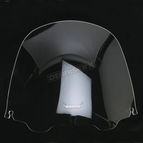 Slip Streamer 16 in. Clear Windshield for HD Touring Fairings - S-134-16