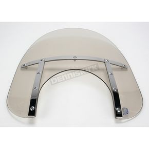 Memphis Shades Memphis Fats 15 in. Windshield with 11 in. Headlight Cutout - MEM6719