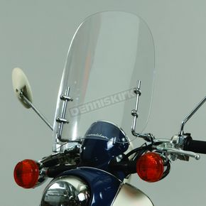Prima Metropolitan Scooter Windshield - 0700-1002