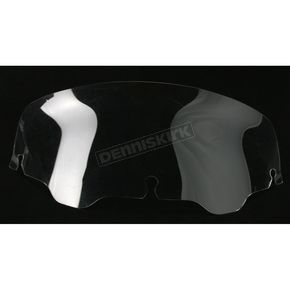 WindVest 6 in. Clear Replacement Windscreen with 3-Hole Pattern - 61-6000