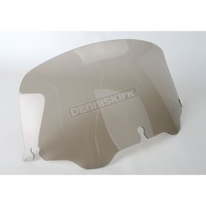 WindVest 9 in. Smoke Replacement Windscreen with 3-Hole Pattern - 61-9010