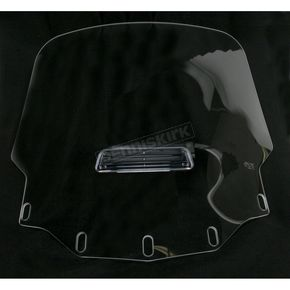 Memphis Shades Clear Tall Vented Windshield - 2312-0159
