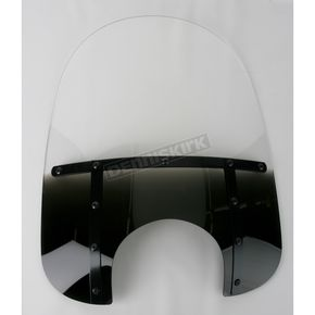 Memphis Shades Memphis Fats Night Shades Black 21 in. Windshield for 9 in. Headlight - 2313-0103