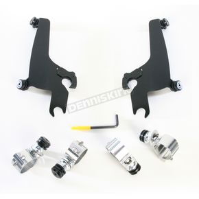 Memphis Shades Night Shades Black No-Tool Trigger-Lock Hardware Kit for Sportshields - MEB1969
