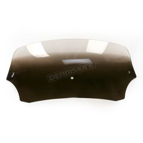 Memphis Shades 5 in. Solar Batwing Spoiler Windshield for Batwing Fairing - MEP8559