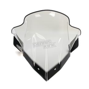 Sno-Stuff 17 1/2 in. Smoke Windshield - 450-188