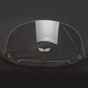 Slip Streamer Clear 10 in. Windshield For HD Touring Fairing - S-234-10
