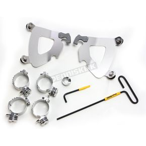 Memphis Shades Polished Gauntlet Trigger Lock Hardware Kit - MEK2014