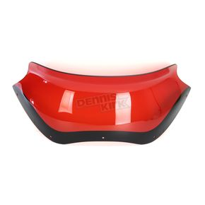 Memphis Shades Burnt Orange 6.5 in. Spoiler Windshield for OEM Fairings - MEP85507