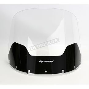 Slip Streamer 19 in. Clear Windshield for HD Touring Fairings - S-132-19