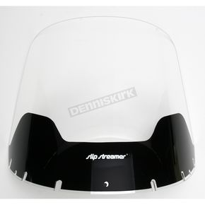 Slip Streamer 21 in. Clear Windshield for HD Touring Fairings - S-132-21