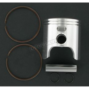 Wiseco High Performance Pro-Lite Piston Assembly - 73mm Bore - 2417M07300