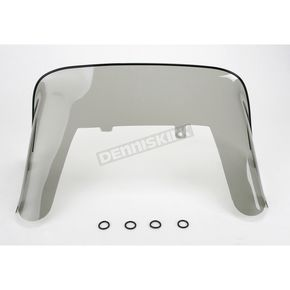 Kimpex 6 in. Smoke Windshield - 06-644