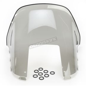 Kimpex 14 in. Smoke Windshield - 06-219