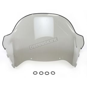 Kimpex 16 in. Smoke Windshield - 06-139