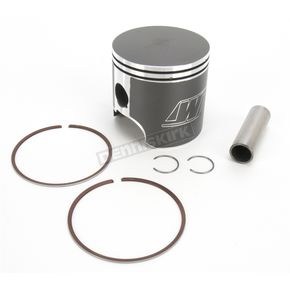 Wiseco High Performance Pro-Lite Piston Assembly - 82mm Bore - 2430M08200