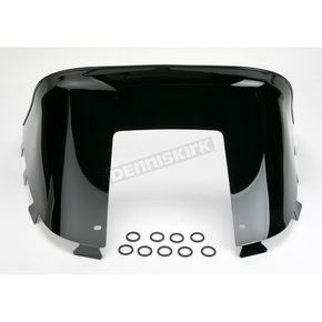 Kimpex 5 in. Black Windshield - 06-219-11