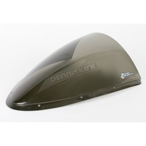 Zero Gravity Corsa Smoke Windshield - 24-729-02