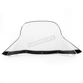 Sno-Stuff 21 3/4 in. Smoke Windshield w/Black Gradient Graphics - 450-241-03