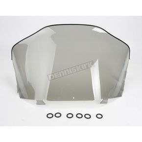 Kimpex 17 1/4 in. Smoke Windshield - 06-459-02