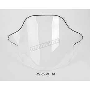 Kimpex 19 1/2 in. Clear Windshield - 06-228-01