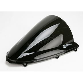 Zero Gravity Dark Smoke Double Bubble Windshield - 16-274-19